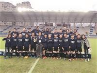 足球隊勇奪全國賽亞軍 本校成績斐然
