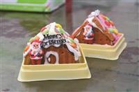 松濤宿舍自治會 耶誕節吃餅薑薑好