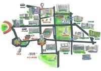 淡江富翁傳奇地圖