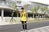 淡江有嘻哈 教科四王煜開唱出饒舌總冠軍