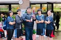 化學系女籃奪北化盃冠軍
