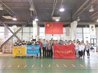 西洋劍社赴上海交流訓練