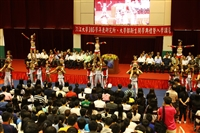 淡江傳統 登坡迎開學 浩浩淡江新鮮人 大學生活GO