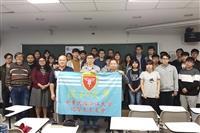 化學系友羅明哲陳杰泰分享職涯經歷