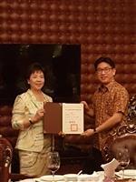 校長赴印尼訪問三天學術參訪