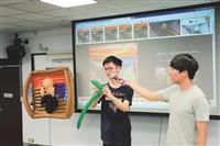 創意氣球社 解析編織技法
