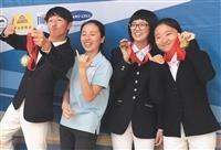 大專盃馬術錦標賽 本校奪3冠