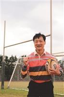 體育處副教授洪敦賓 熱血領軍30年 一世淡橄人