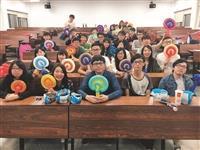 氣球社 棒棒糖造型神模擬