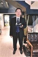 【第30屆金鷹獎特刊】品牌高端銷全球/企管系管科所校友 光陽工業總經理柯俊斌