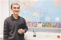 王英宏任信息科大榮譽教授