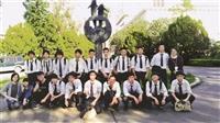 日本仙台城南高中師生到校參訪