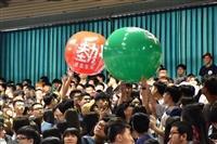 開學典禮_新生百態