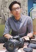土木系校友獲台海重大新聞類優勝 陳振堂 發現興趣 格局更寬廣