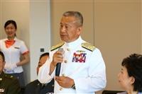 本校與國防部大學儲備軍官團(ROTC)暨策略聯盟簽(換)約儀式
