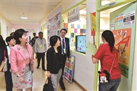 教部訪視教學卓越肯定國際化