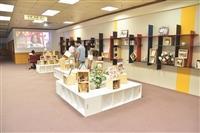 圖書館空間 巧思改造