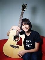 屢獲音樂創作獎的水環二詹宇庭,對創作的熱情十足。(攝影�劉瀚之)