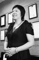 許秀影現為國防大學資管系系主任暨所長、中華專案管理學會理事長。(攝影�黃乙軒)