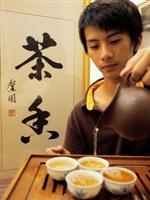 茶藝社社辦總是茶香四溢,沖泡出濃濃的人文氣息。