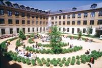 法國里昂第三大學校景。(照片來源�http://www.univ-lyon3.fr/)