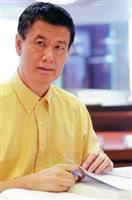 本校博士生劉鈞憲獲國科會論文獎助,得到42萬元獎金。(攝影�洪翎凱)