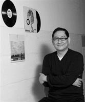 滾石國際音樂公司董事長段鍾沂本學期至本校任教,既專業又和藹可親,深受學生喜愛。(攝影�陳怡菁)