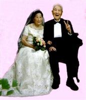 申慶璧賢伉儷婚紗照,羞澀甜蜜。(圖翻拍自《望雲集》�涂嘉翔攝)