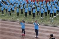 70週年校慶 校慶運動會開幕 學子熱情洋溢