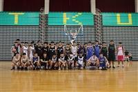 學生會-第四屆五虎籃球聯盟賽事開幕