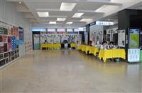70週年校慶 頂石&專業知能服務課程 展出學生成果
