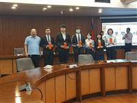 70週年校慶 日文系頒發獎學金