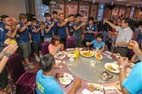 2018體育處獎勵優秀運動員餐敘
