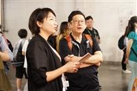 《淡水好生活—永續生活圈營造計畫》企管系副教授涂敏芬老師帶領行動團隊成立「思創探索趣」品牌