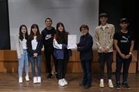 通核中心舉辦淡江大學2019現代詩劇比賽