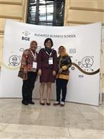歐洲聯盟研究中心主任陳麗娟赴匈牙利參加OBIC國際研討會