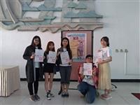 配音與廣播社獲「第12屆全國大學生日語配音比賽」團體組第4名。