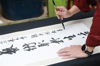 淡江藝文季開幕式與躲貓貓市集