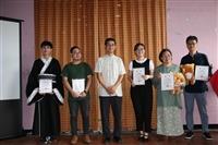 第九屆蔣國樑先古典詩創作獎頒獎典禮暨立夏詩會