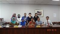 印尼艾爾朗加大學社會科學院來訪