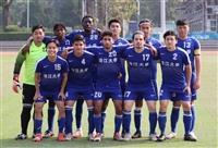 男女排雙雙挺進全國大專聯賽決賽 足球隊保級成功