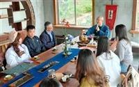 USR辦公室「茶藝、茶文化|沈浸在茶藝文化的故事當中」活動