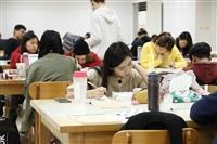 期末考讀書照