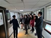 戰略所師生參訪調查局