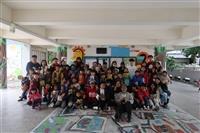 諮輔組心靈園丁12/7(六)鄧公國小校外服務