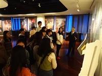 11/29 文學院文創學程參訪慈濟人文志業中心與凱達格蘭文化館