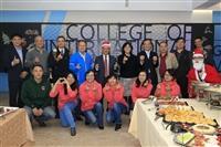 國際事務學院《聖誕餐會》