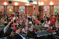 108年帶動中小學暨平日社區服務成果分享會「讓愛傳出去」