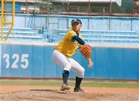 大專校院系際盃棒球爭霸 淡江航太搶進8強