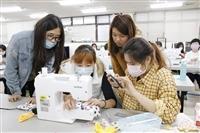 研發處達文西樂創基地3/11口罩自造體驗活動